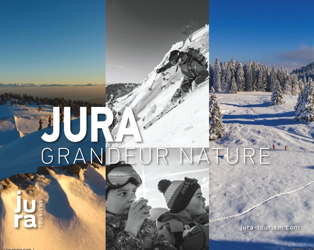 Une campagne hiver pour un Jura « Grandeur Nature »